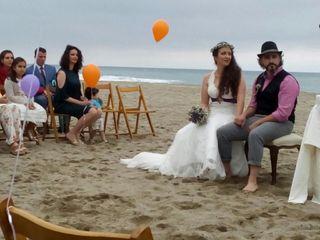 La boda de Paqui y Artemy