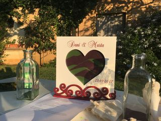 La boda de Marta y Dani 2