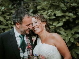 La boda de Olaia y Marcos
