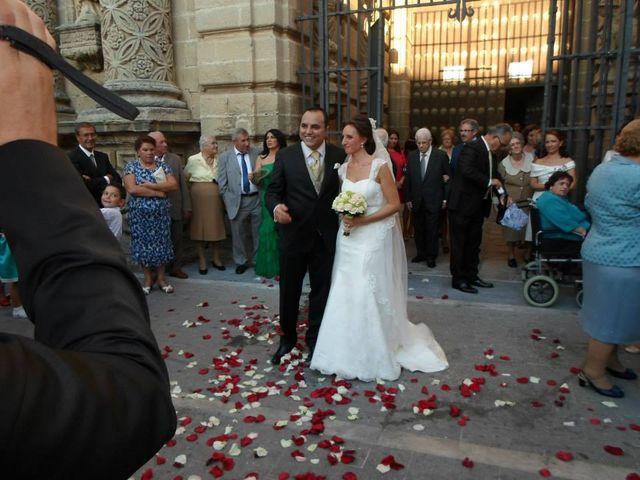 La boda de Juan y Mª Carmen en Jerez De La Frontera, Cádiz 1