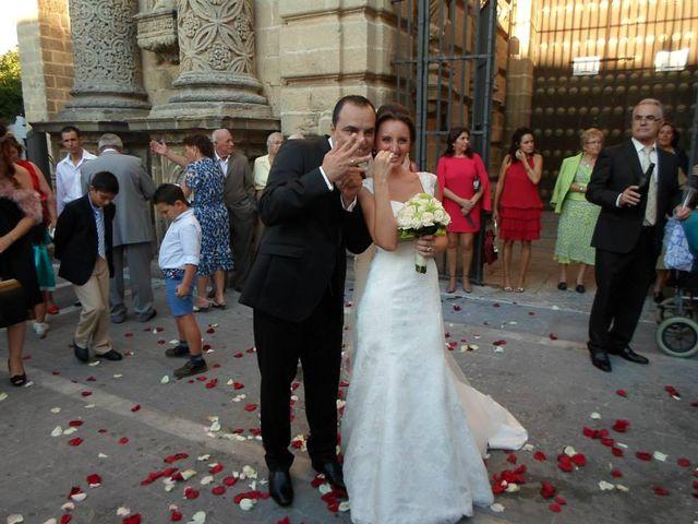 La boda de Juan y Mª Carmen en Jerez De La Frontera, Cádiz 3