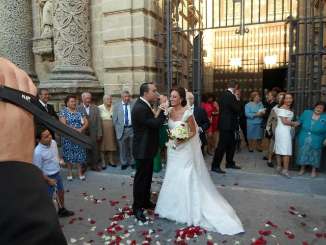 La boda de Juan y Mª Carmen en Jerez De La Frontera, Cádiz 4