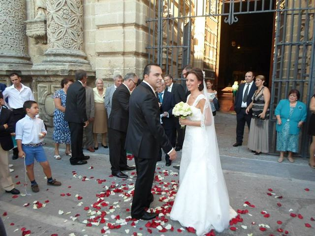 La boda de Juan y Mª Carmen en Jerez De La Frontera, Cádiz 6