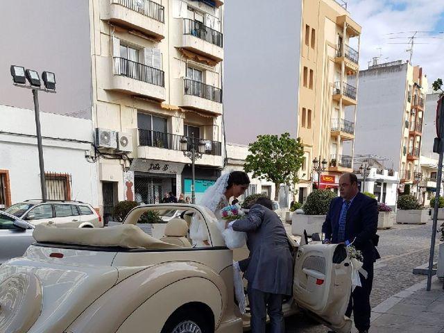 La boda de Antonio y Cristina  en Isla Cristina, Huelva 4