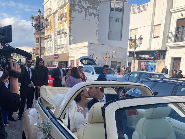 La boda de Antonio y Cristina  en Isla Cristina, Huelva 15