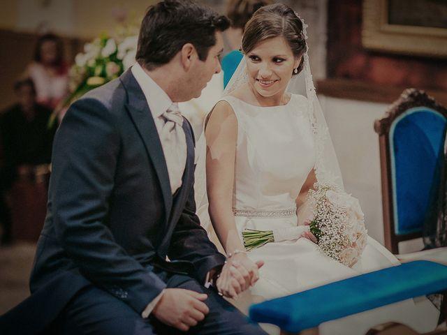 La boda de Santiago y Patricia en Tornadizos De Avila, Ávila 14