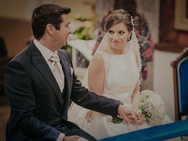 La boda de Santiago y Patricia en Tornadizos De Avila, Ávila 15