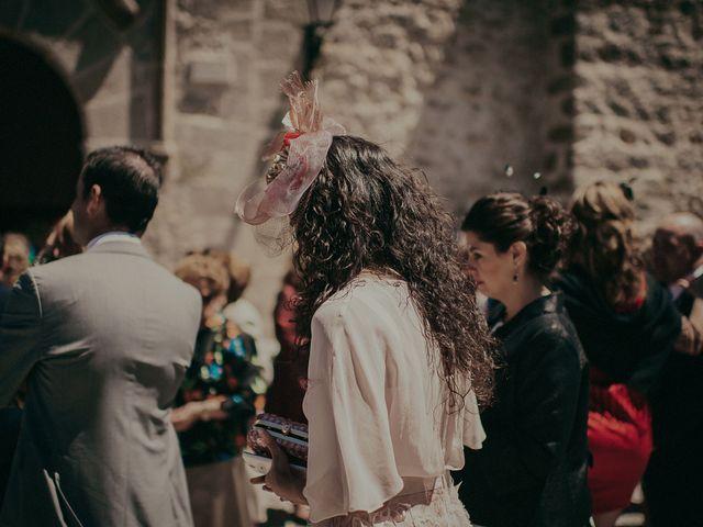 La boda de Santiago y Patricia en Tornadizos De Avila, Ávila 17