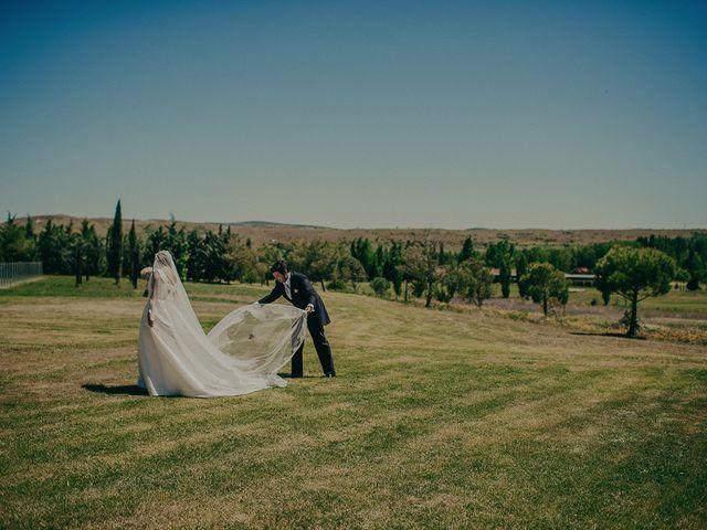 La boda de Santiago y Patricia en Tornadizos De Avila, Ávila 20