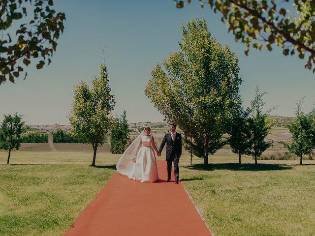 La boda de Santiago y Patricia en Tornadizos De Avila, Ávila 22