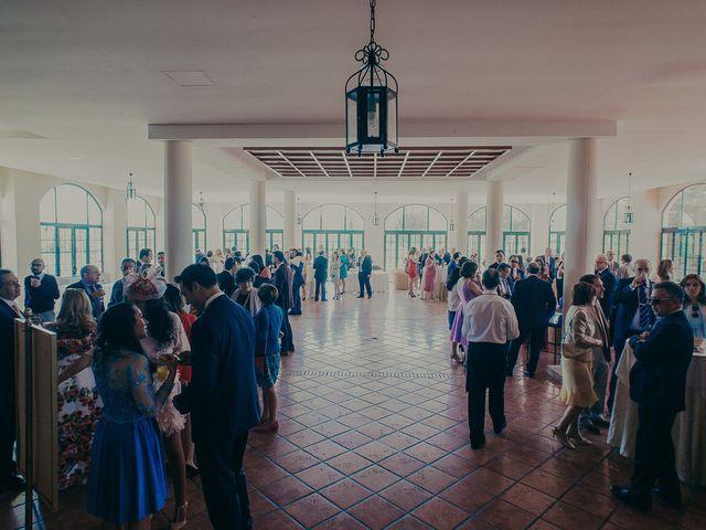 La boda de Santiago y Patricia en Tornadizos De Avila, Ávila 23