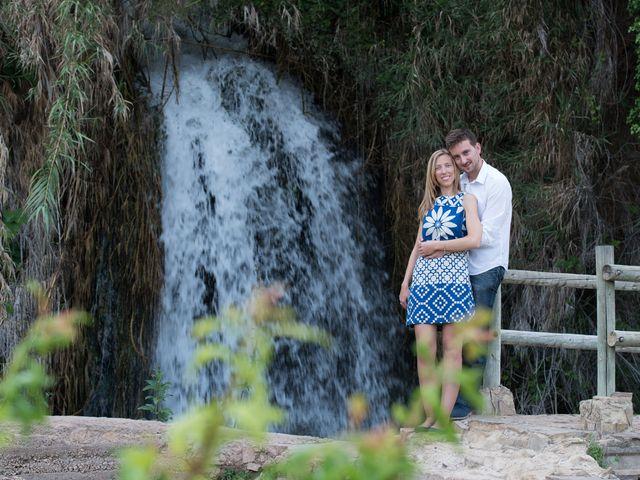 La boda de Jorge y Cristina en Enguera, Valencia 1