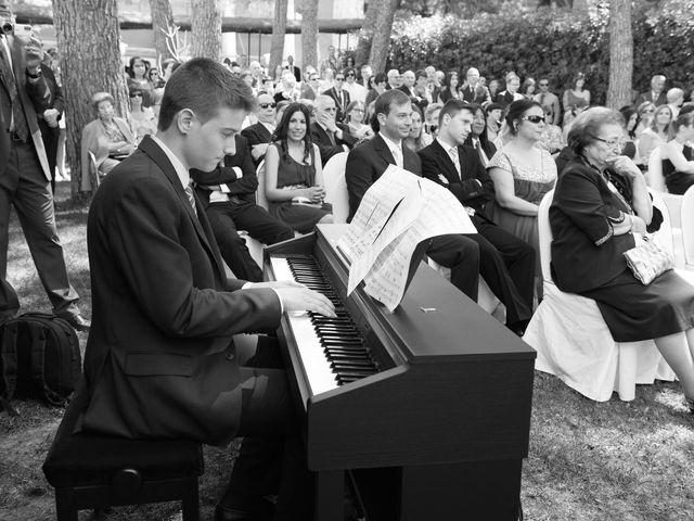 La boda de Jorge y Cristina en Enguera, Valencia 8