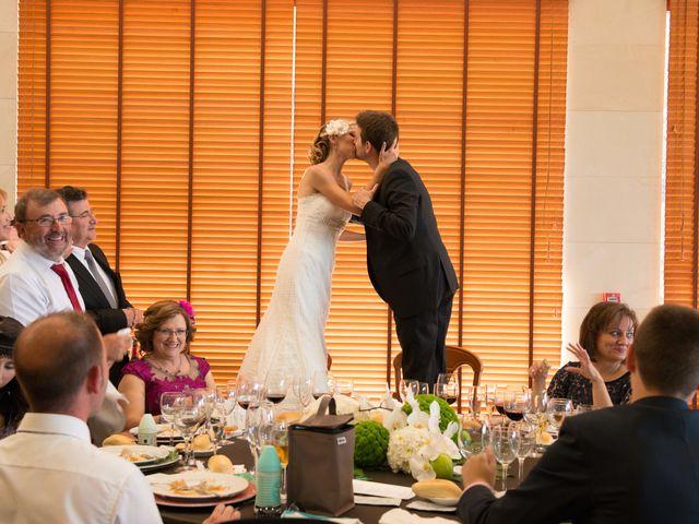 La boda de Jorge y Cristina en Enguera, Valencia 10