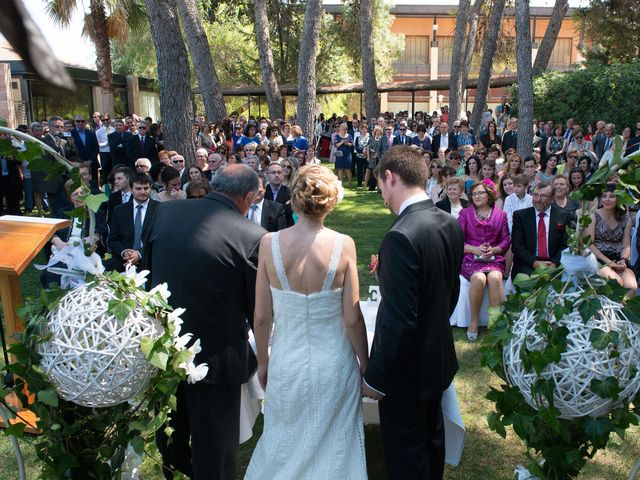 La boda de Jorge y Cristina en Enguera, Valencia 11