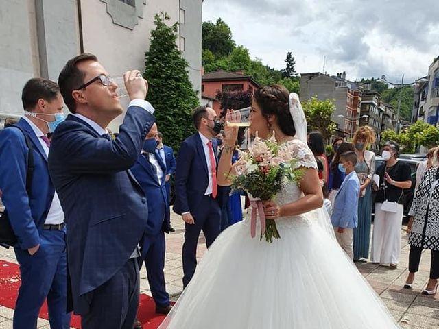 La boda de Dario y Melani en Oviedo, Asturias 5