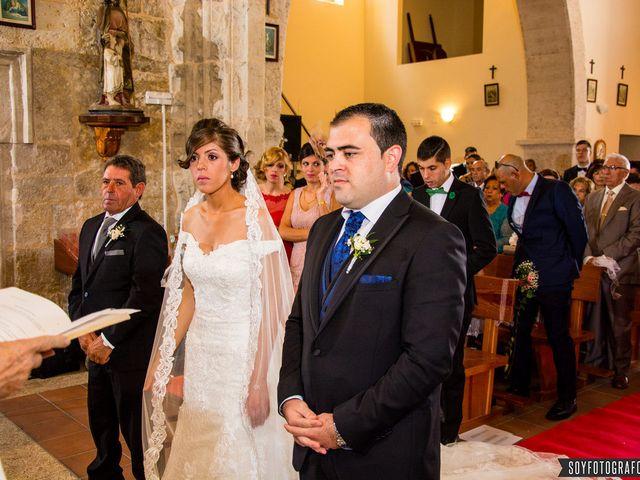 La boda de Jorge y Belén en Villar De Fallaves, Zamora 5