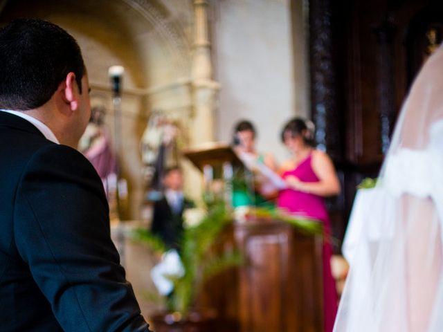La boda de Jorge y Belén en Villar De Fallaves, Zamora 1