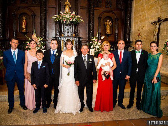 La boda de Jorge y Belén en Villar De Fallaves, Zamora 6
