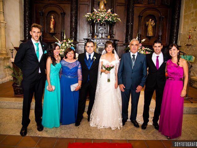 La boda de Jorge y Belén en Villar De Fallaves, Zamora 7