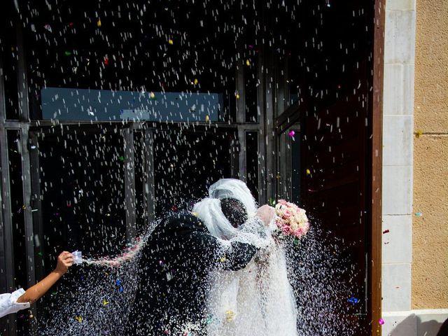 La boda de Jorge y Belén en Villar De Fallaves, Zamora 8
