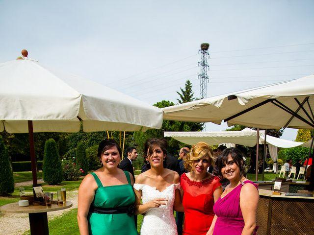 La boda de Jorge y Belén en Villar De Fallaves, Zamora 10