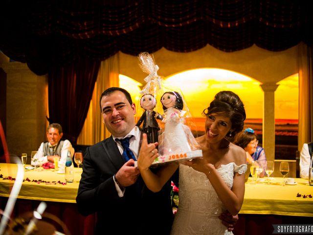 La boda de Jorge y Belén en Villar De Fallaves, Zamora 2