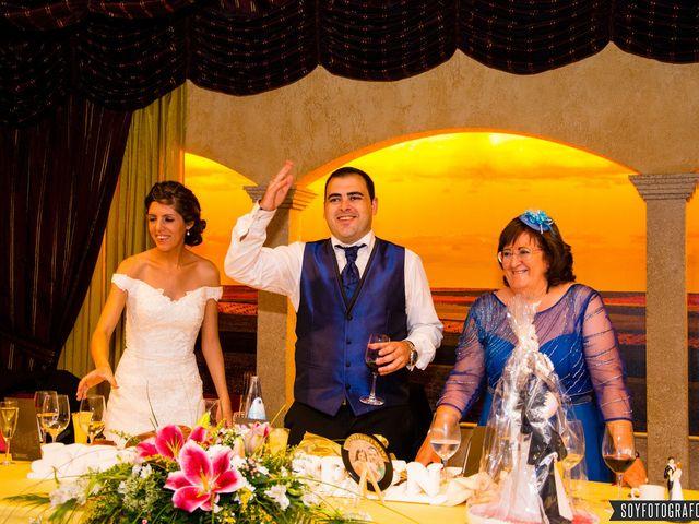 La boda de Jorge y Belén en Villar De Fallaves, Zamora 12
