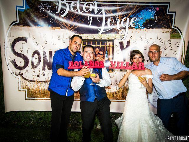 La boda de Jorge y Belén en Villar De Fallaves, Zamora 14