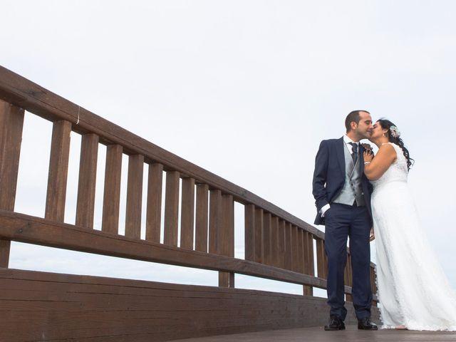 La boda de Andrea y Ivan