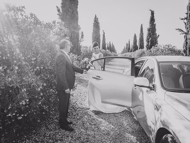 La boda de David y Alicia en Mollet De Peralada, Girona 23