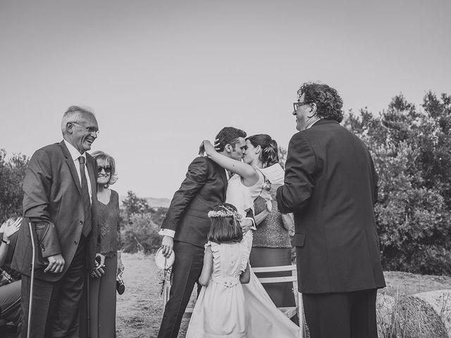 La boda de David y Alicia en Mollet De Peralada, Girona 36