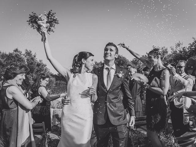 La boda de David y Alicia en Mollet De Peralada, Girona 38