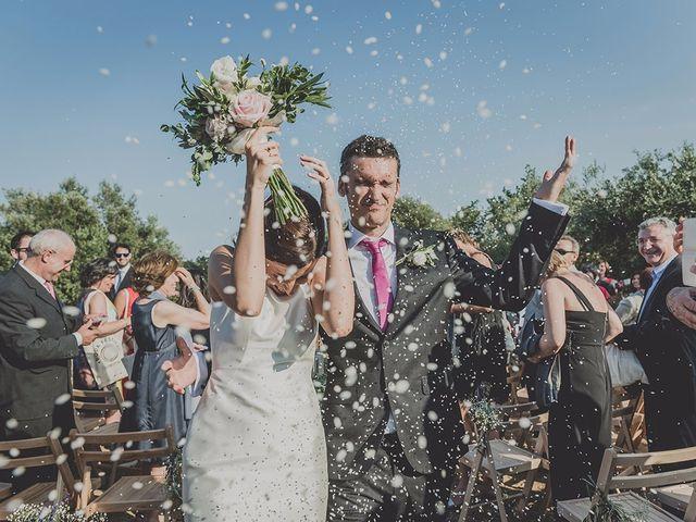 La boda de David y Alicia en Mollet De Peralada, Girona 39