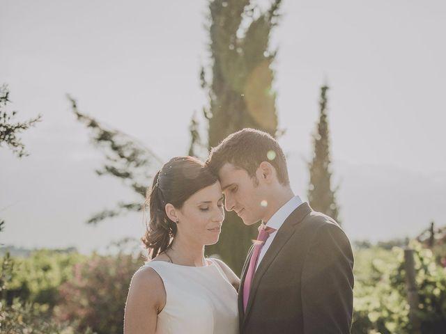 La boda de David y Alicia en Mollet De Peralada, Girona 43