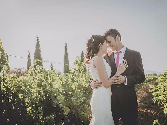 La boda de David y Alicia en Mollet De Peralada, Girona 44