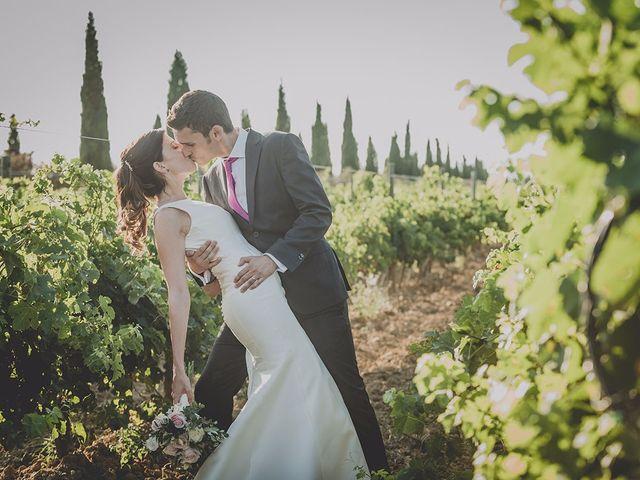 La boda de David y Alicia en Mollet De Peralada, Girona 45