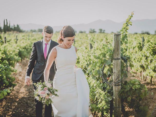 La boda de David y Alicia en Mollet De Peralada, Girona 46