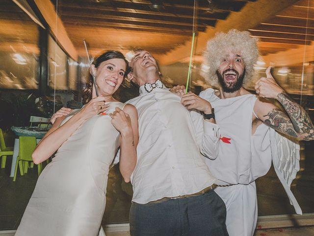 La boda de David y Alicia en Mollet De Peralada, Girona 77