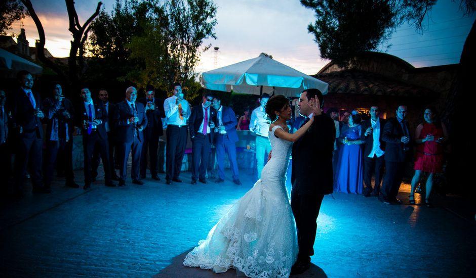 La boda de Jorge y Belén en Villar De Fallaves, Zamora