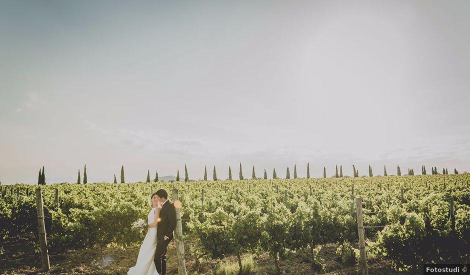 La boda de David y Alicia en Mollet De Peralada, Girona