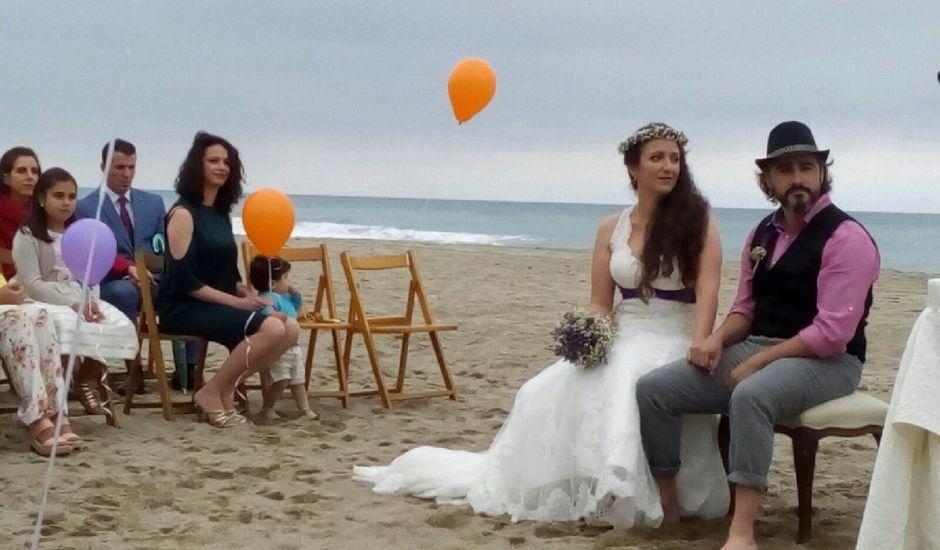 La boda de Artemy y Paqui en Mojacar, Almería