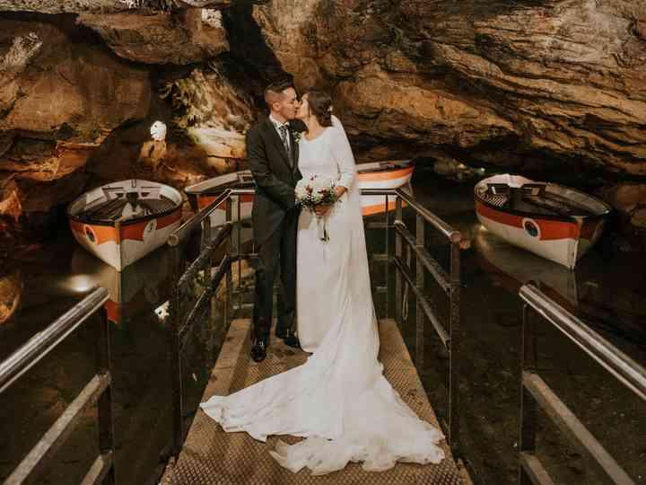 La boda de Nora y Javi