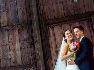 La boda de Marta y Nestor