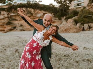 La boda de Luisa y Domingo