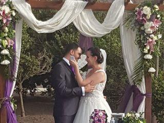 La boda de Dunia y Ayoze 3