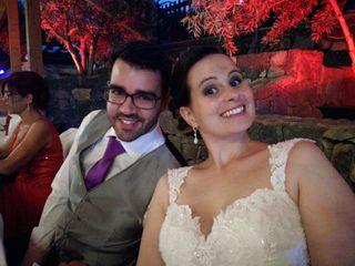 La boda de Dunia y Ayoze