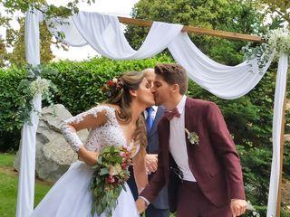 La boda de Alaine y Júnior  2