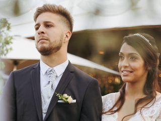 La boda de Isabella  y Filipe  2