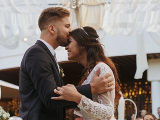 La boda de Isabella  y Filipe  3